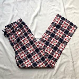 NWT *  Disney Parks  Plaid Pajama Pant🐁